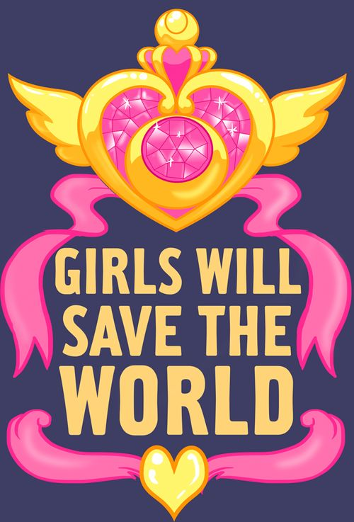 Tumblr #Sailor Moon.  I just felt the need to repin this because it is so true. :)