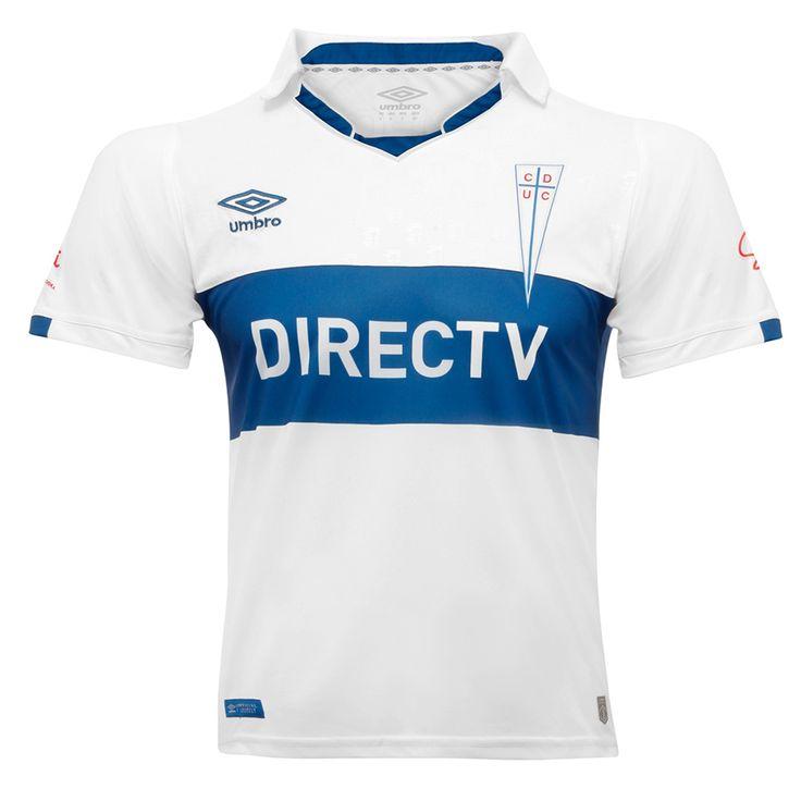 @Catolica Camiseta Titular 2015 #9ine