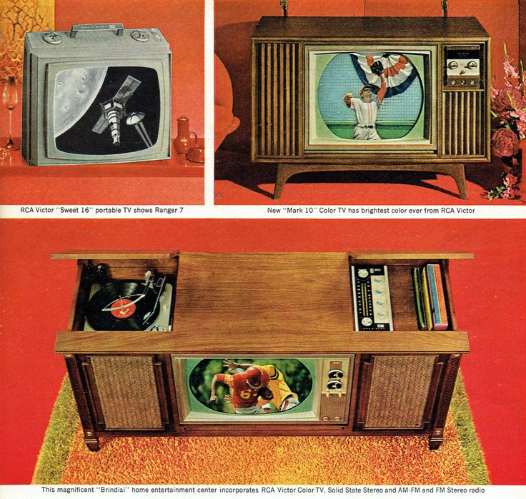 17 Best Ideas About Color Television On Pinterest