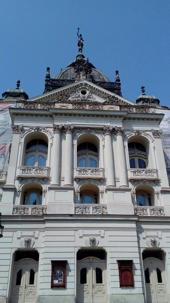 Štátne divadlo Košice, Slovensko