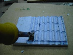 Oltre 25 fantastiche idee su tegole su pinterest bagno a - Tegole decorate istruzioni ...
