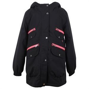 Sort jakke perfekt til vinteren fra Danefæ - Dragon Fruit Winther Jacket.