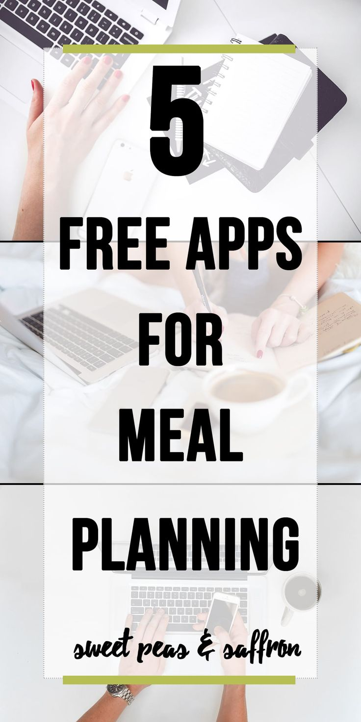 Meal Planning Apps that are 100% free and will get you organized in the kitchen. Detailed instructions with photos show exactly how to get started using them.