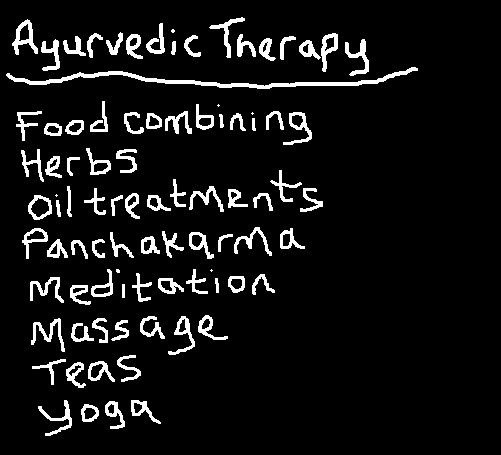 Bespoke Ayurvedic therapy plans should only be put together by an Ayurveda specialist  www.ayurveda-retreat.co.uk