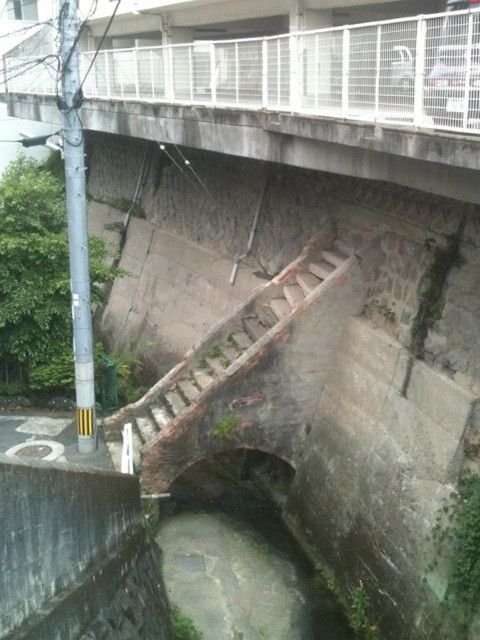 トマソン階段みっけ