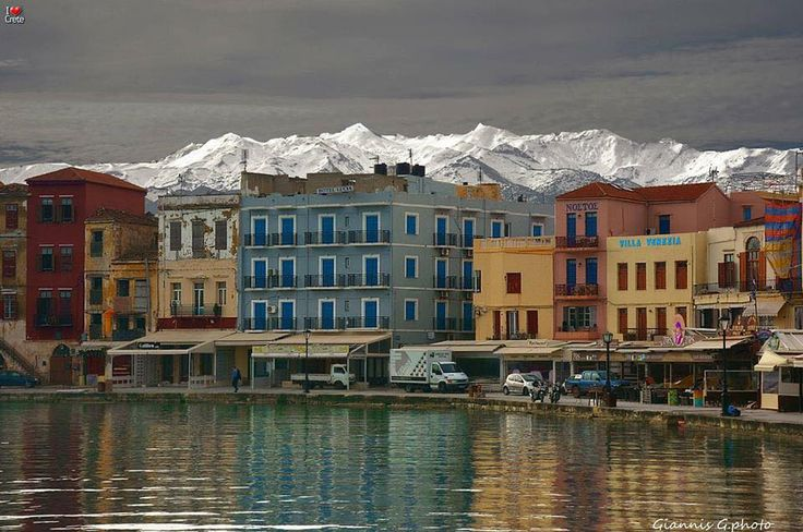 Spring in Chania