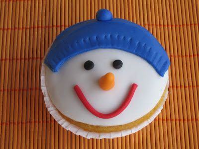 All i julivert: Cupcakes de Nadal