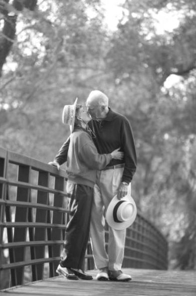 When we're older and still in love