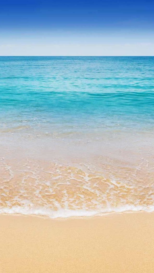 iphone+beach+wallpaper Инстаграм, Обои для iphone, Обои