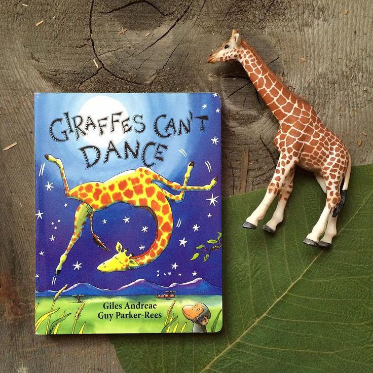 Giraffes can't dance!.. #poznayu_mir_учиманглийский. Это такая замечательная история! В следующем комментарии текст целиком. Ритмичный, живой! Много новых интересных слов. И мораль).