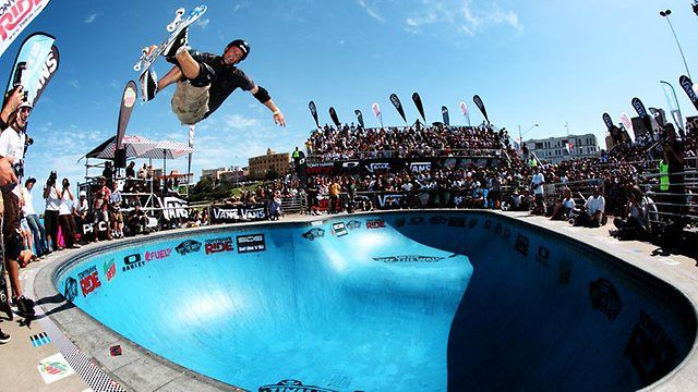 World''s best skateboarders come together for Vans BOWL-A-RAMA 2013, in Wellington then Bondi, from February 13-17, 2013