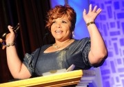 "The Making Of Tamela Mann's Song ""Take Me To The King"" [Video]"
