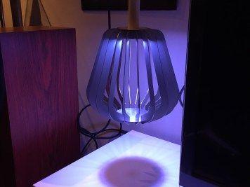 Houat – La lampe connectée by Puzzle Lab
