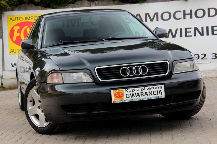 Audi A4 B5 1.9 TDI 110KM