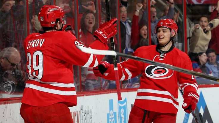 Sebastian Aho scores twice in Hurricanes win  Forward gets two power-play goals in third period against Rangers