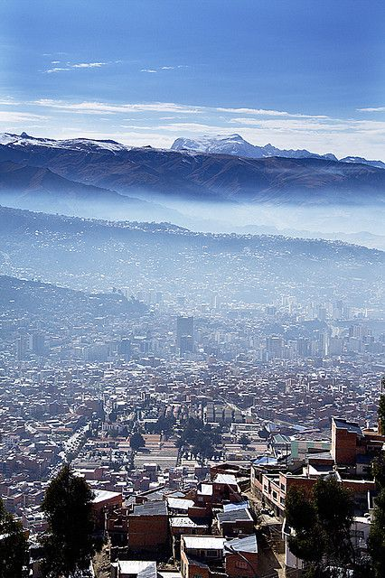 #La Paz, #Bolivia, a #crazy city but there is a lot of fun to be had that every young backpacker should experience!
