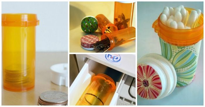 113 best projects to try images on pinterest craft good for Things to do with pill bottles