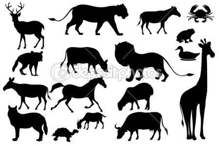 dep_5995397-Animal-Silhouette.jpg (449×299)