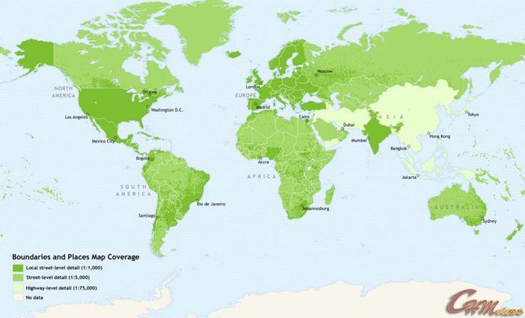 Ternyata Selama Ini Kita Dibohongin Peta Dunia Ini Buktinya