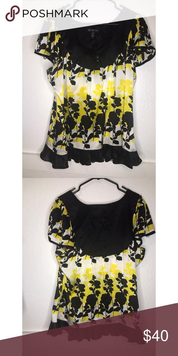 INC blouse. INC blouse. Worn 1x INC International Concepts