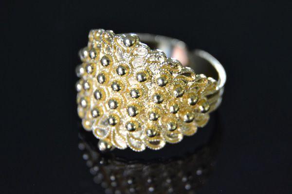 Marrocu F.O.A.G  fede nuziale sarda  ancient sardinian wedding style ring
