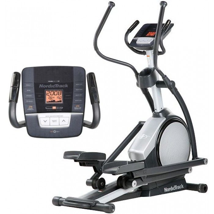 NordicTrack E7 Sv Front Drive Elliptical Trainer. Like New