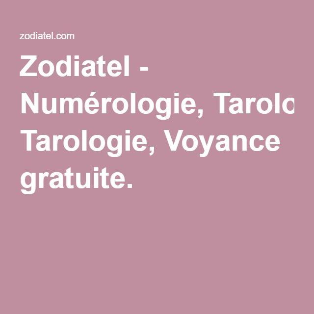 Zodiatel - Numérologie, Tarologie, Voyance gratuite.