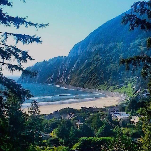Manzanita Beach, Oregon