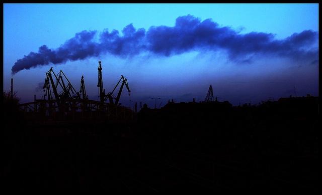 Stocznia Gdańska / #Gdansk #Shipyard