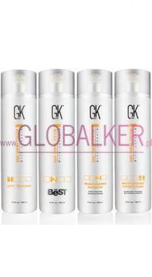 GK Hair keratin the best set 1000ml. Global Keratin Juvexin