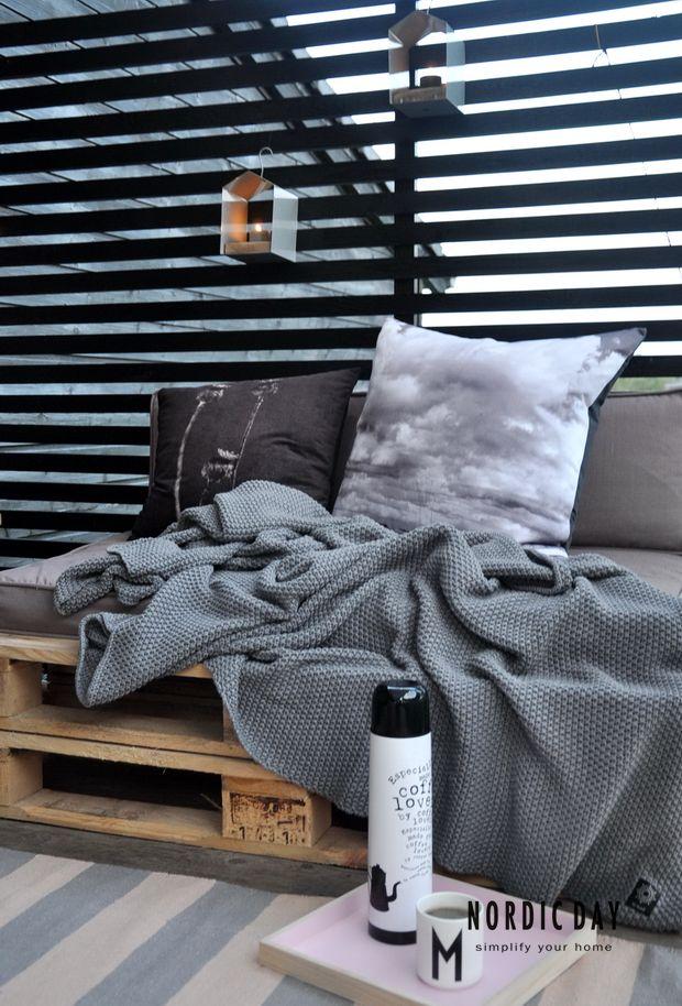 Nordic Day - Palette sofa