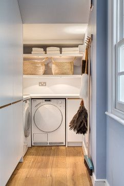 House in Bloomfield road - contemporary - Laundry Room - London - Alex Findlater