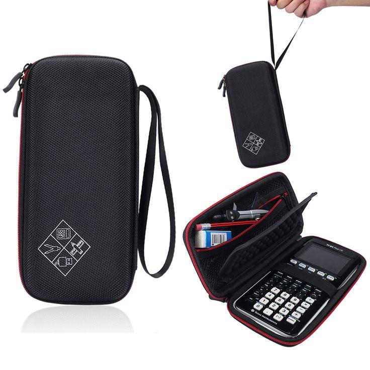 >> Click to Buy << EVA Case for Texas Instruments TI-84 Plus CE/Color TI-83 Plus,TI-89 Titanium, HP 50G Graphing, Scientific Financial Calculator #Affiliate
