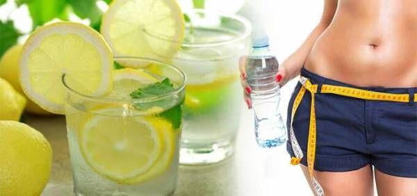 Dieta Del Limón Para Bajar 5 Kilos En Una Semana Con Solo 2 Tomas Al Día Dieta Del Limon Limon Para Adelgazar Jugos Verdes Para Adelgazar