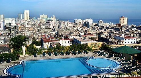 Hotel Parque central, Havana