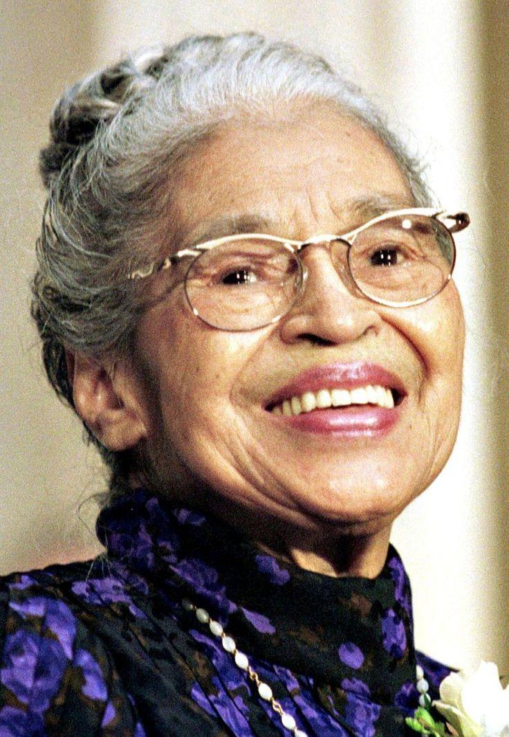 Ha Cem Anos Nascia Rosa Parks Mae Do Movimento Pelos Direitos