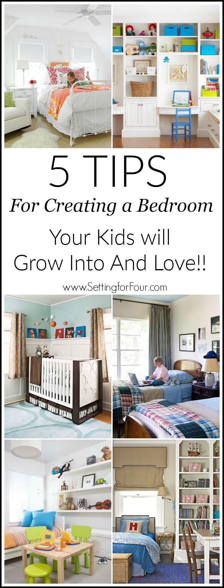 Home Decor Bedroom Kids