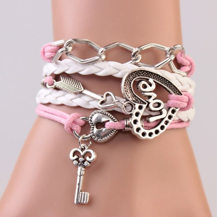 #Womens #Leather #Bracelet Perfect #Gift for #Mom//Mother's Day Gift