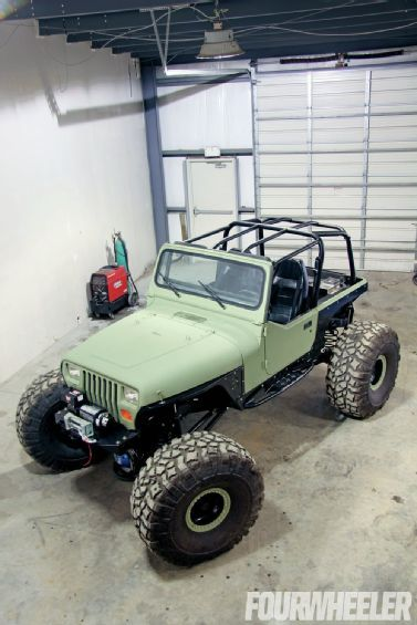 View 1995 Jeep Wrangler Yj Completed - Photo 61197884 from The Rescued Jeep Wrangler - Part 8
