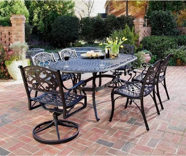 Cast Aluminum Patio Furniture Sale Part 21