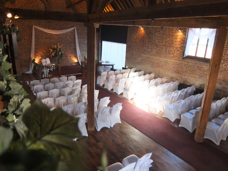 The Fathom Barn - Wedding Venue in Kent.