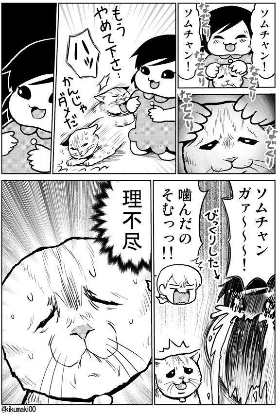 きくまき タレ目猫そむ本発売 Kikumaki00 さんの漫画 217作目 ツイコミ 仮 育児 漫画 漫画 子育て 漫画