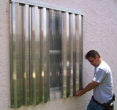 Protect your Windows   Time of Tempest  17 Trouble-Free Ways To Have A Storm-Proof House