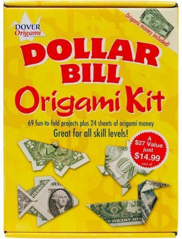 Crafts & Sewing Dollar Bill Origami Kit #affiliate…