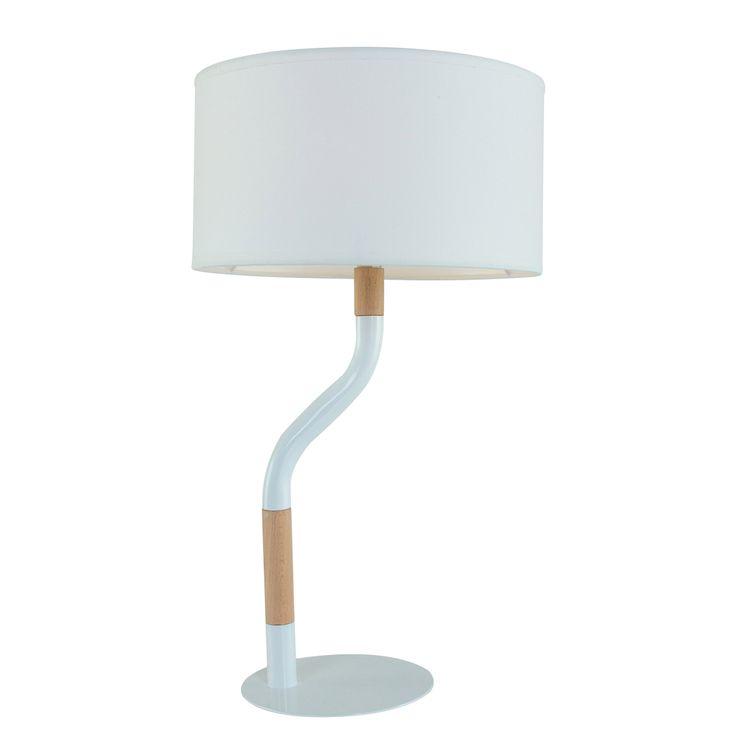 17 beste idee u00ebn over Houten Lampen op Pinterest   Lampen, Tafellampen en Drijfhout tafel