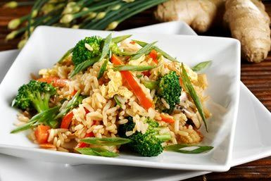 Thai Vegetable Stir-Fry With Tofu Recipe http://thaifood.about.com/od/thaicookingessentials/r/Thai-Vegetable-Stir-Fry-With-Tofu-Vegetarian-Vegan.htm