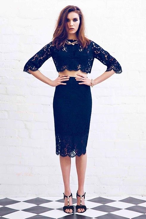 My French Lover Skirt - Alannah Hill