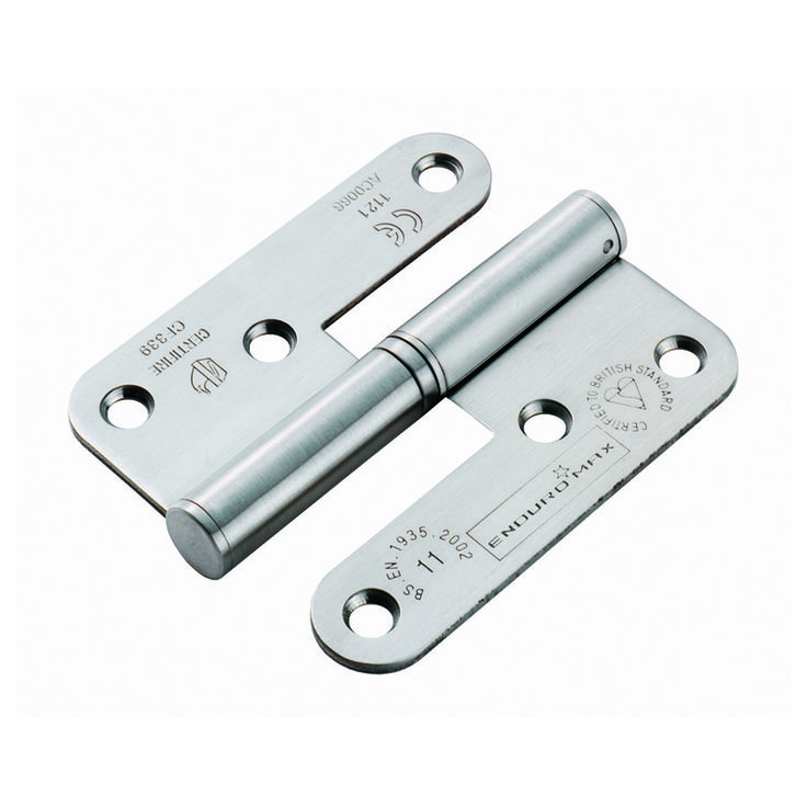 Hinges   Lift Off Hinge With Thrust Bearing, Grade 11