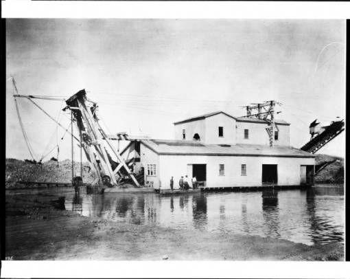 Historic Gold Dredges : Best images about gold dredges on pinterest idaho