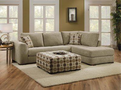 Steinhafels Furniture SuperStores in Wisconsin & Illinois - Lush 2 Piece Sectional
